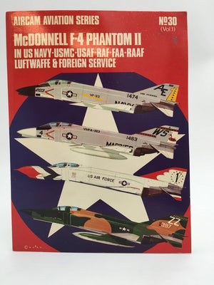 No.30 - McDonnell F-4 Phantom II (Vol.1)