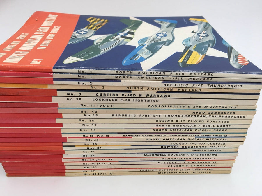 No.S7 - Aerobatic Teams 1950-1970 Volume 1