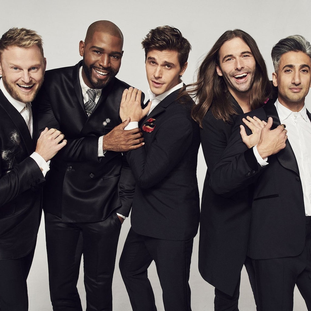 There Is A New Queer Eye & We Are Not Worthy.