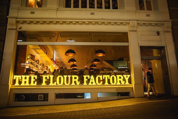 Flour Factory Perth Bar