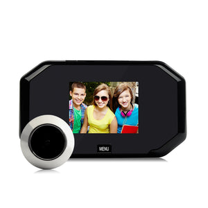 "Topvico Video Peephole Hidden Door Camera Recording Doorbell Camera Door Bell Video 3"" Monitor Door Viewer Digital Video-eye"