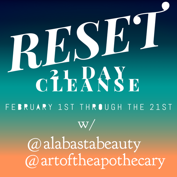 ReSet ~ 21 Day Cleanse