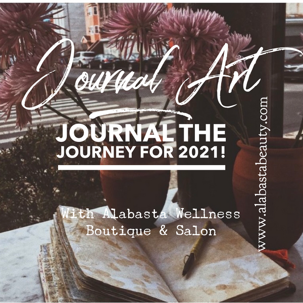 Journal Art: Journal the Journey in 2021