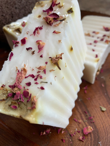 Opulent — Geranium Rose Shea Butter Soap