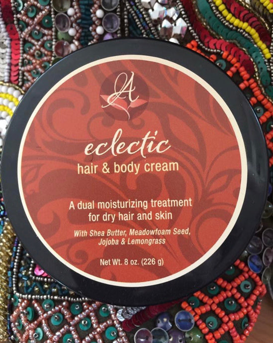 Eclectic Hair & Body Cream