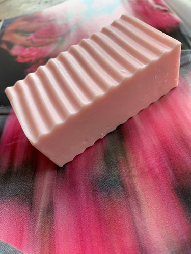 Strawberry & Cream Shea Butter Soap
