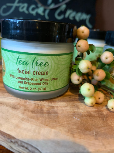 Tea Tree Facial Cream