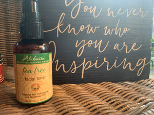 Tea Tree Facial Toner