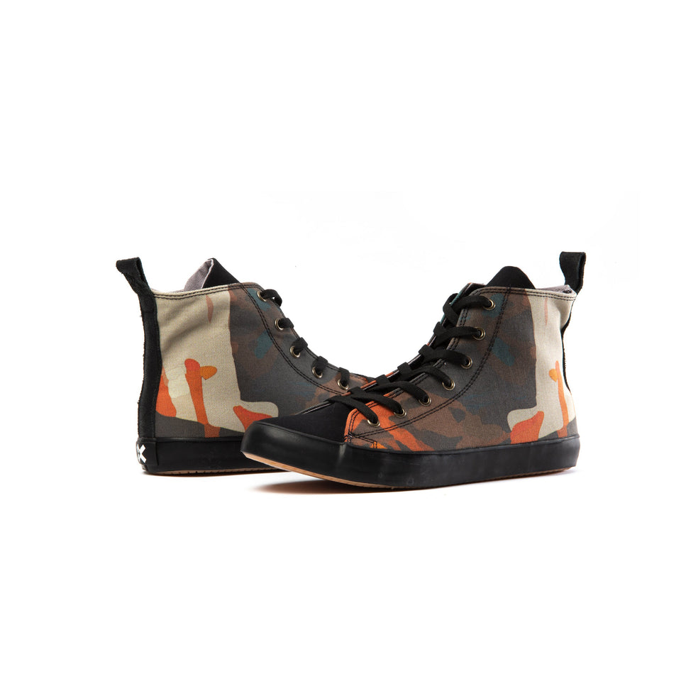 Peter Odor Zambo High-Top | XX