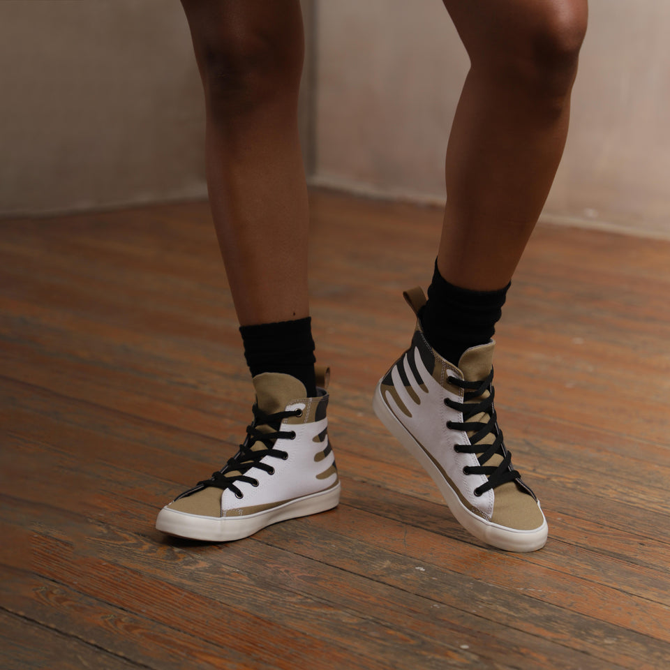 Menena Cottin Encuentro High-Top | XY