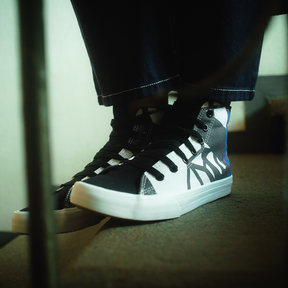 Peter Odor Eclipse High-Top | XX - blanx.me