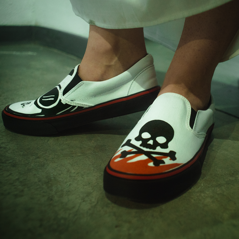 Erre | Fire | Slip-On Women - blanx.me