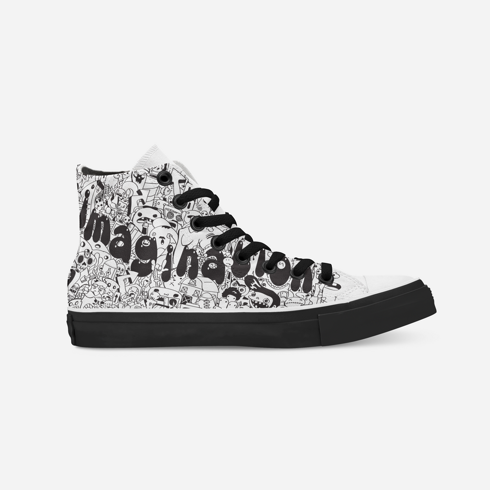 Ray Rincón Imagination High-Top | XY - blanx.me