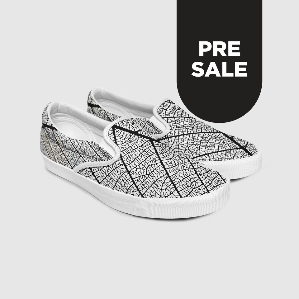 Mónica Bergna | Leaf | Slip-On Women