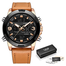 Load image into Gallery viewer, Luxury Chronograph Quartz WristWatche