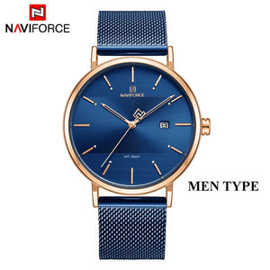 Genuine Leather Band watch for Men