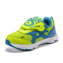 Load image into Gallery viewer, Net Breathable Boy Girl Soft Sole Sports Sneakers
