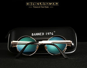 Steampunk Sunglasses For Women Men