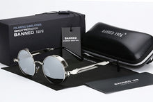 Load image into Gallery viewer, Steampunk Sunglasses For Women Men