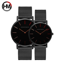 Load image into Gallery viewer, Rose Gold Stainless Steel Mesh Lover Watches (Japan)