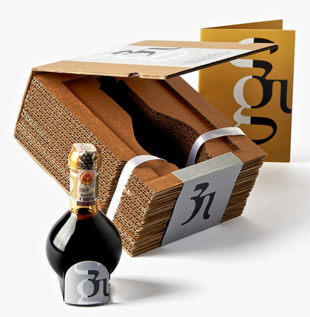 WHOLESALE B2B ONLY - Organic & Biodynamic Traditional Balsamic Vinegar of Modena PDO 25 Years 100ml
