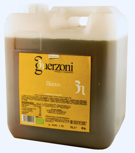 WHOLESALE B2B ONLY Organic & Biodynamic Bianco - White Balsamic Condiment - 5L