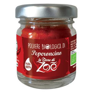Organic Chilli Powder 15gr