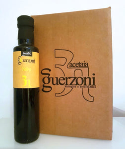 NEW! Guerzoni Organic & Biodynamic Saba (Cooked Grape Must) - Box of 6