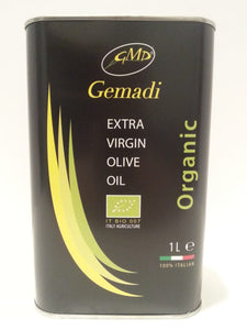 Olivocracy #THREE Mild Organic Extra Virgin Olive Oil REBRANDED! NOW GEMADI MILD ORGANIC EVOO 1L