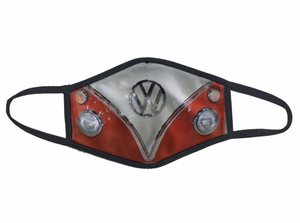 VW BUS FRONT PPE ANTI MICROBIAL | FACE MASK