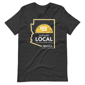 BOCA | EAT LOCAL | DRINK LOCAL