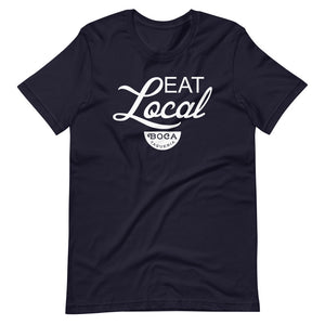 BOCA | EAT LOCAL | NAVY