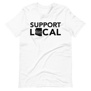 SUPPORT LOCAL | WHITE