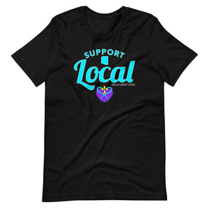SUPPORT LOCAL | BLACK