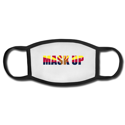 MASK UP (FACE MASK) - white/black