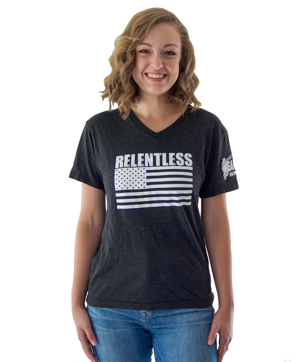 Women's Relentless Shirt - Dark Gray