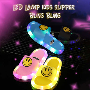 Glowing sandals, childlike fun, prevent loss!🌈🌈