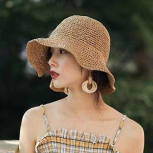 Brim&Bow Summer Hat - Teresa's Fun Shop