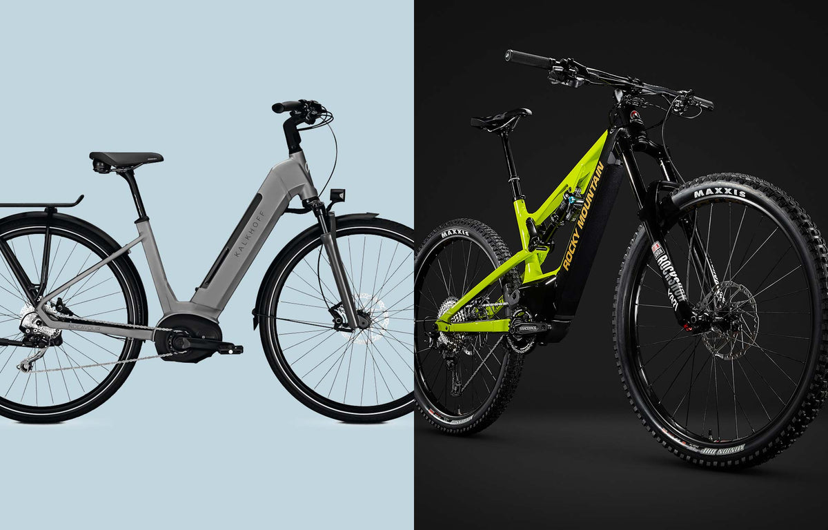 4 Popular eBikes For Trails, Treks and Commutes