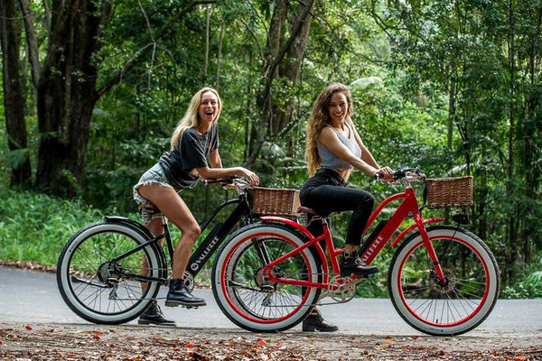 Electric bikes for women