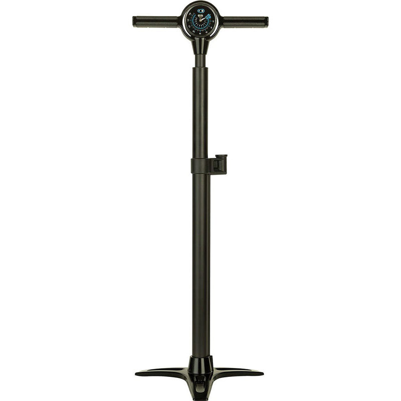 Crank Brothers KLIC Floor Pump Analog Gauge