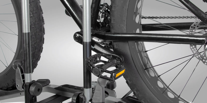 Buzzrack e-Hornet 3 Platform Hitch Mount Bike Rack Arm Clamps