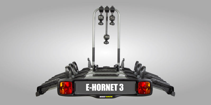 Buzzrack e-Hornet 3 Platform Tow Ball Bike Rack Main