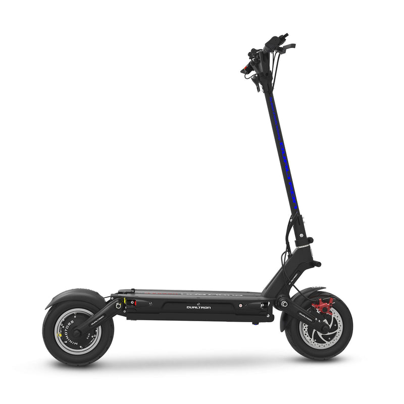 Dualtron Thunder e Scooter Side