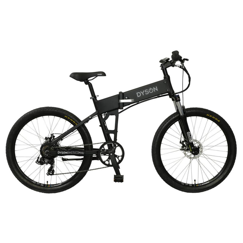 Dyson Bikes 26 Inch Right Side Black