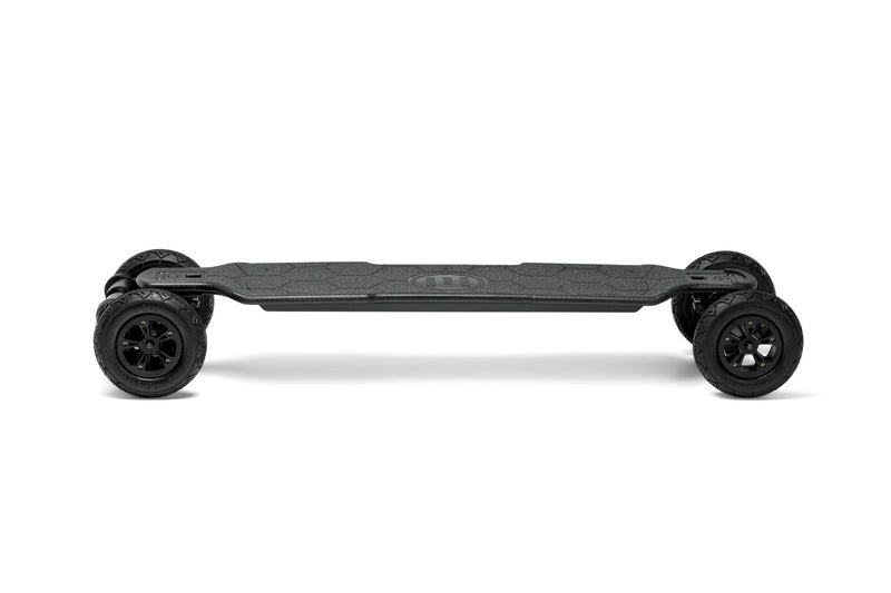 Evolve GTR Carbon All Terrain e Skateboard Side