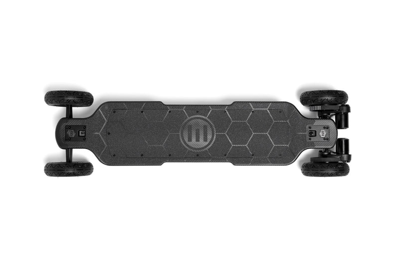 Evolve GTR Carbon All Terrain e Skateboard Top