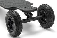 Evolve GTR Carbon All Terrain e Skateboard Wheels Angle