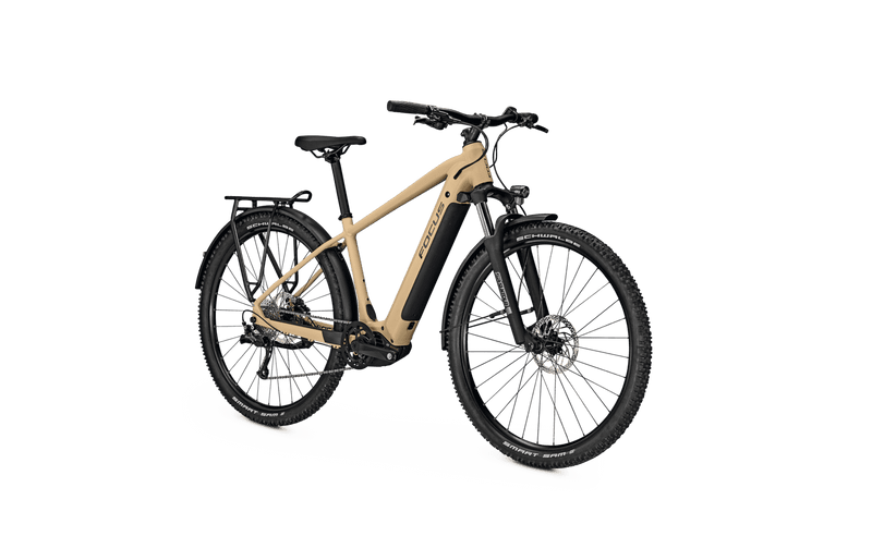 Focus Aventura 6.6 eBike 6-6 Angle Front