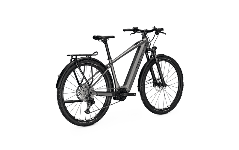 Focus Aventura 6.8 e Bike 2021 Back Angle
